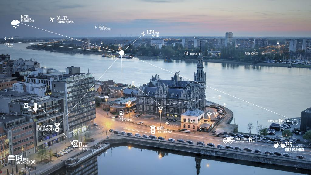 Smart Cities Belgium